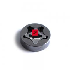 Wirnik, rotor pompy oleju Suzuki RMZ 450 RMX 450 [OEM: 1641035G00]