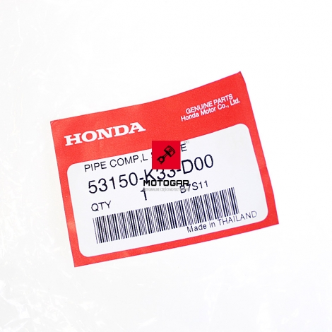 Kierownica Honda CBR 250 300 2015-2016 prawa [OEM: 53150K33D00]