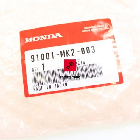 Łożysko wału Honda XBR 500 XR 600 prawe [OEM: 91001MK2003]