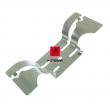 Blaszka klocków hamulcowych Suzuki RM 125 250 RMX 250 DR 350 [OEM: 5931527C30]