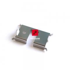 Blaszka, zabepieczenie klocków hamulcowych Honda CR CRF XR przód [OEM: 45112KS6701]