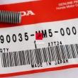 Szpilka głowicy Honda CBR 1000 1100 [OEM: 90035MM5000]