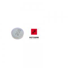 Płytki zaworowe Suzuki RMZ 450 RMX 450 2.08 [OEM: 1289235G00208]