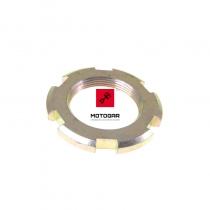 Nakrętka sztycy główki ramy Yamaha XTZ DT TTR YZFR TZR XT WR [OEM: 9017925811]