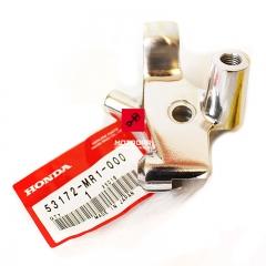 Uchwyt mocowanie lusterka dźwigni sprzęgła Honda VF Magna VT Shadow VTX  [OEM: 53172MR1000]