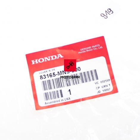 Listwa wypełnienie Honda GL 1500 1988-2000 prawa [OEM: 83165MN5000]