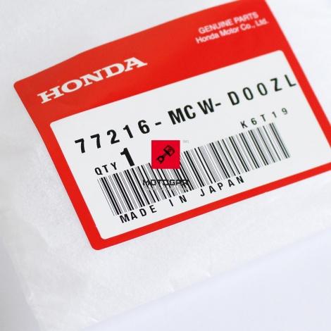 Prawa zaślepka uchwytu, rączki pasażera Honda VFR 800 [OEM: 77216MCWD00ZL]