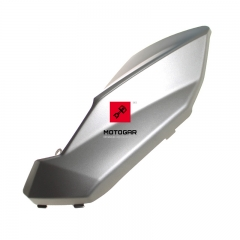 Owiewka baku Aprilia Shiver 750 2007-2009 lewa srebrna [OEM: 85165800]