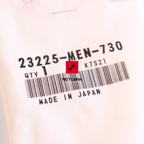 Tuleja wałka zdawczego Honda CR 250 500 CRF 450 [OEM: 23225MEN730]