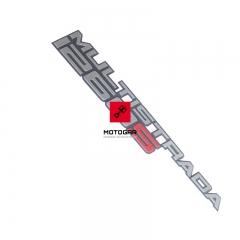 Emblemat owiewki Ducati Multistrada 1260S 2018-2020 lewy [OEM: 43513831A]