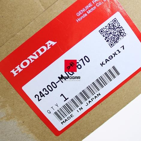 Programator bęben Honda GL 1800 Goldwing Bagger 2013 kompletny [OEM: 24300MJG670]