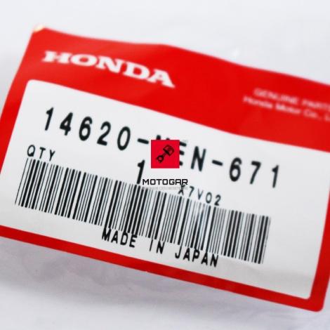 Prowadnica łańcucha rozrządu Honda CRF 450 [OEM: 14620MEN671]