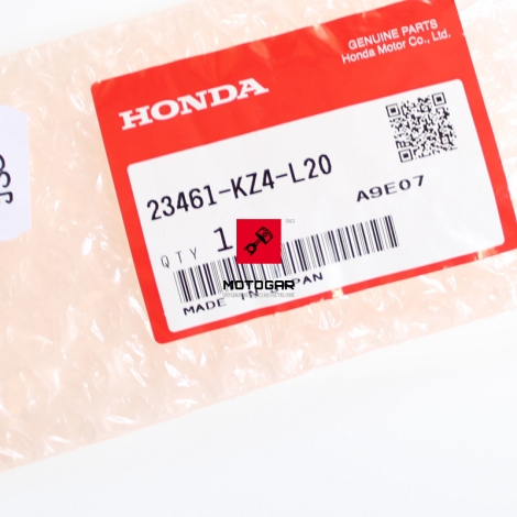 Tryb 4 biegu skrzyni biegów Honda CR 125 2002-2007 17T [OEM: 23461KZ4L20]