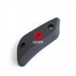 Prawa osłona tłumika, wydechu Suzuki DL 1000 V-Strom 02-10 [OEM: 1418606G00]