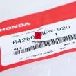 Prawa zaślepka osłony silnika Honda NT 700 Deauville [OEM: 64260MEW920]