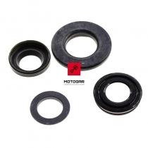 Uszczelniacze amortyzatora centralnego Honda CR 80 85 250 500 XR 400 600 [OEM: 52436MN1680]