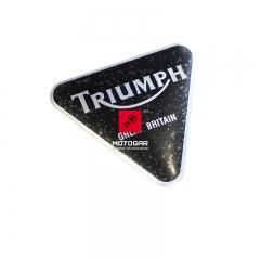 Emblemat Triumph Rocket III przedniego błotnika [OEM: T3950000]