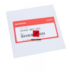 Uszczelka kierunkowskazu Honda CB CBF 600 1000 FMX 650 XL 700 [OEM: 33406MBZG00]
