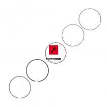 Pierścienie tłokowe Suzuki DR 125 SM 2009-2010 [OEM: 1214024H00]