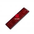 Odblask Ducati Diavel Monster Supersport czerwony [OEM: 52910131B]