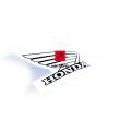 Naklejka Honda na bak VFR800 09-10 prawa [OEM: 17526MCWH70ZA]