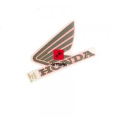 Emblemat zbiornika Honda ST 1100 Pan European lewy [OEM: 87604MAJG50ZA]