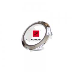 Pierścień zamka pokrywy bocznej Honda VT 1100 Shadow lewa [OEM: 35106MM8000]