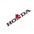 Naklejka czaszy owiewki Honda CB 1300 2008-2009 [OEM: 64224MEJH50ZB]