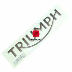Emblemat na bak Triumph Thruxton Street Cup [OEM: T2401995]