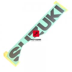 Naklejka na pług Suzuki GSXR 1000 lewa [OEM: 6819147H00YU8]