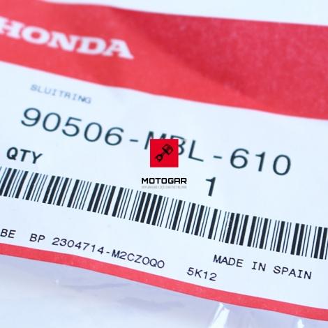Podkładka główki ramy Honda XL 1000V Varadero [OEM: 90506MBL610]