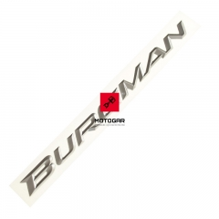 Emblemat naklejka Suzuki UH 125 200 Burgman tył [OEM: 6813107E10]