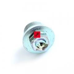 Nakrętka, śruba sitka oleju Suzuki RMZ 250 450 RMX 450 [OEM: 1631610H01]