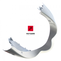 Czasza owiewka Suzuki Burgman UH 125 200 07-08 srebrna [OEM: 4811103H00YD8]
