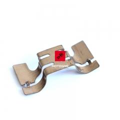Sprężyna, blaszka, zabezpieczenie klocków hamulcowych Honda XL VT 125 [OEM: 45108ML4006]