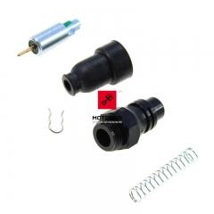 Zawór ssania Honda XBR 500 NX SLR FMX 650 zestaw [OEM: 16046MY6770]