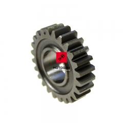 Tryb 5 biegu Kawasaki KLX 125 2010-2011 24T [OEM: 132620817]