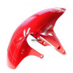 Błotnik Suzuki GSXS 750 2017 czerwony przedni [OEM: 5310004K00YVZ]