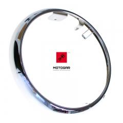 Ramka obręcz lampy Kawasaki VN 900 1500 1600 1700 2000 [OEM: 230061081]
