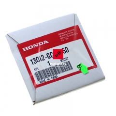 Pierścienie Honda CRF 110 NHX 110 nadwymiar 0.25 [OEM: 13012GCCB50]