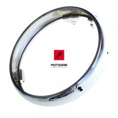 Ramka obręcz lampy Kawasaki VN 800 1500 1600 [OEM: 230060001]