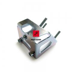 Stelaż, mocowanie oświetlenia tablicy rejstracyjnej Honda VT 750 Shadow [OEM: 80128MEG000]