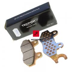 Klocki hamulcowe Triumph Tiger 1200 Trophy 1215 tył [OEM: T2025045]