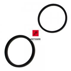 Uszczelki tłoczka zacisku Suzuki DR 125 GSXR 750 1100 przód [OEM: 6910013820]