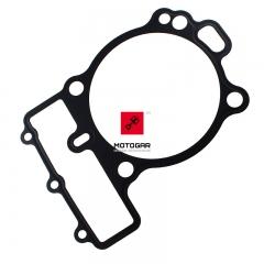 Uszczelka pod cylinder Suzuki DL 1000 SV 1000 TL 1000 tylna [OEM: 1124202F01]