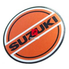 Emblemat pokrywy magneta Suzuki RV 50 1983 1999 [OEM: 6823425300]