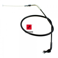 Linka gazu Honda CBF 600 2004-2007 zamykająca [OEM: 17920MERD01]