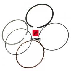 Pierścienie tłokowe Honda FES SH PES 125 nadwymiar 0,25 [OEM: 13021KGF910]