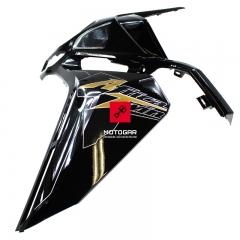Owiewka Honda CRF 1100 Africa Twin ADV 2020 2021 lewa czarna [OEM: 64350MKSE20ZA]