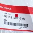 Blenda, daszek, plastik zegarów Honda XL 1000V Varadero 07-09 [OEM: 37115MBTC40]
